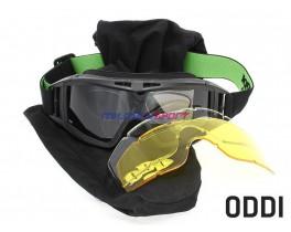 Очки тактические ODDI - TD RK2B