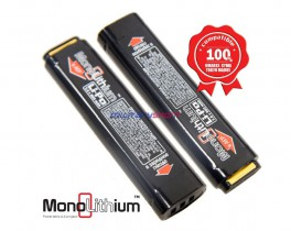 Li-Po батарея MonoLithium (tm) 7,4/500 + зарядное гнездо (Пистолетная)